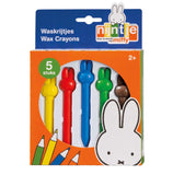 Bright Miffy Crayons £6 Five Little Diamonds