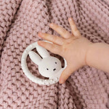 Miffy Rubber Teething Ring £13 Five Little Diamonds