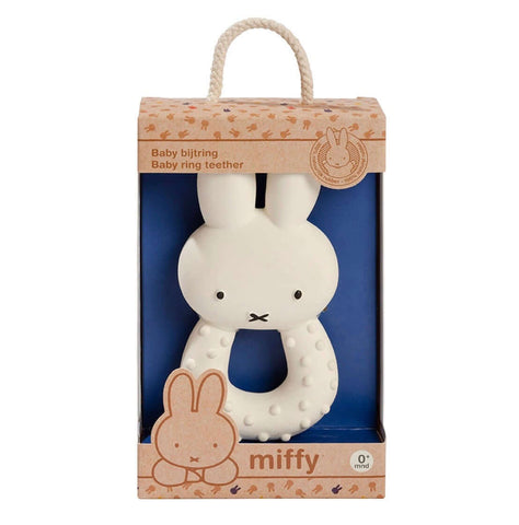 Miffy Rubber Teething Toy £13 Five Little Diamonds
