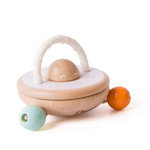 UFO Baby Rattle £7 Five Little Diamonds