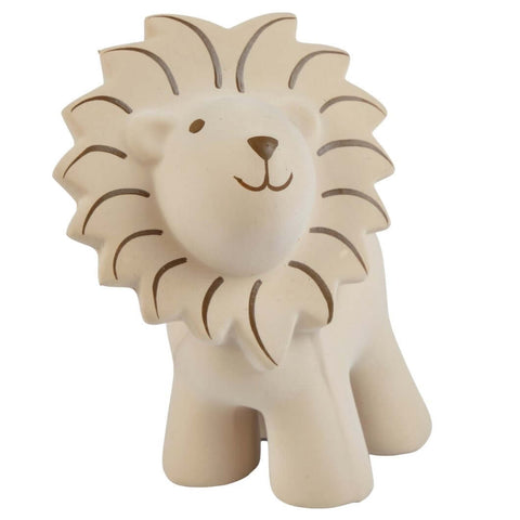 Natural Rubber My First Safari- Lion Teething Toy