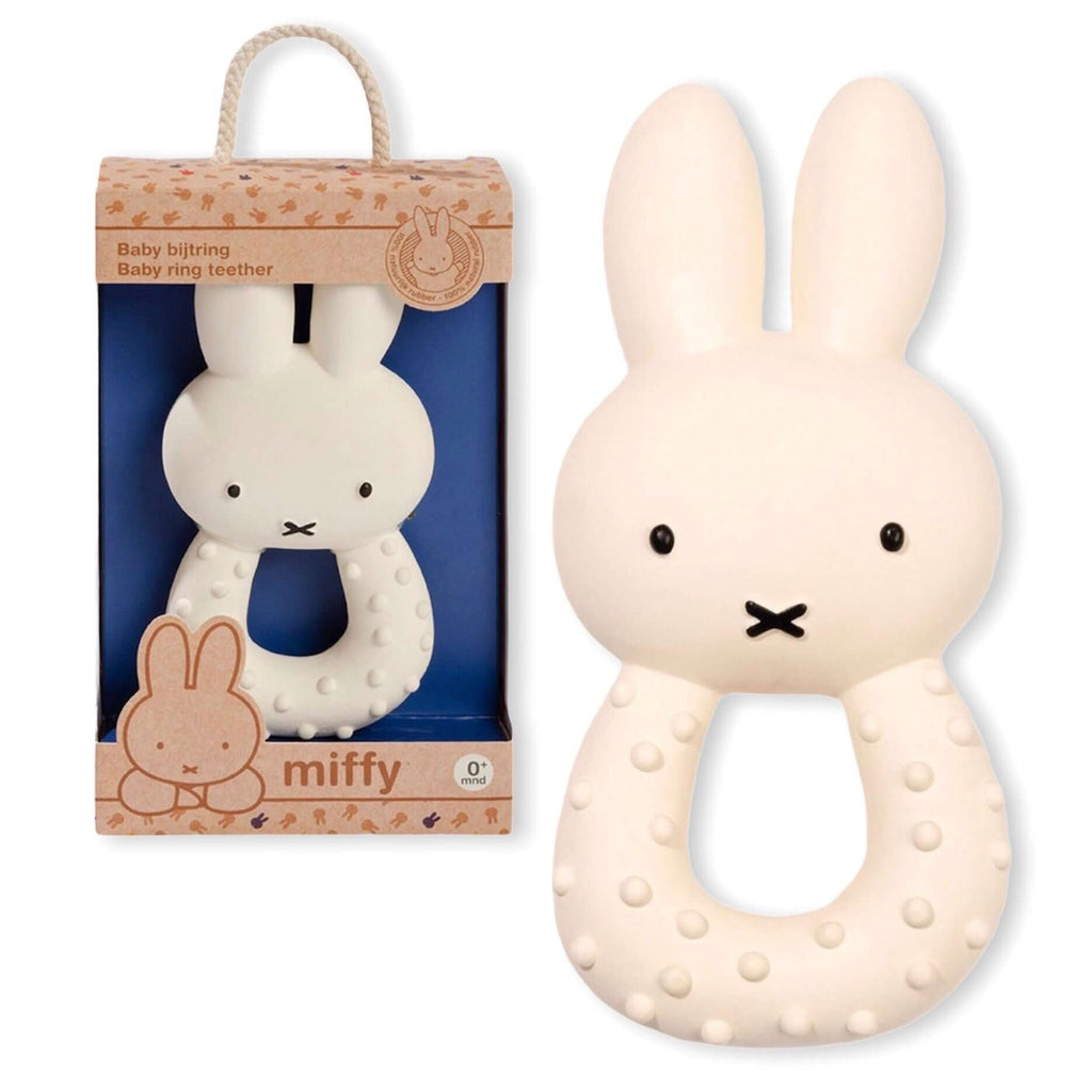 Miffy Rubber Teething Toy