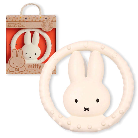 Miffy Rubber Teething Ring
