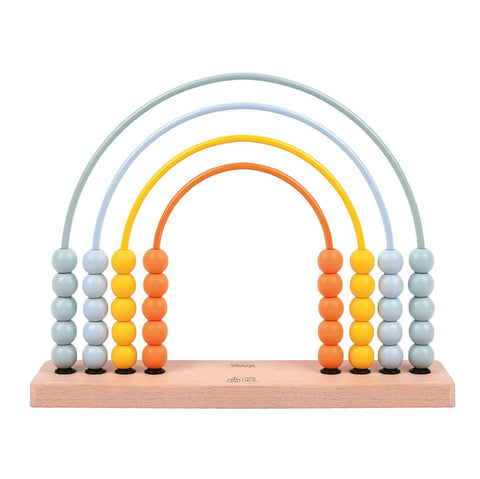 Rainbow Wooden Abacus