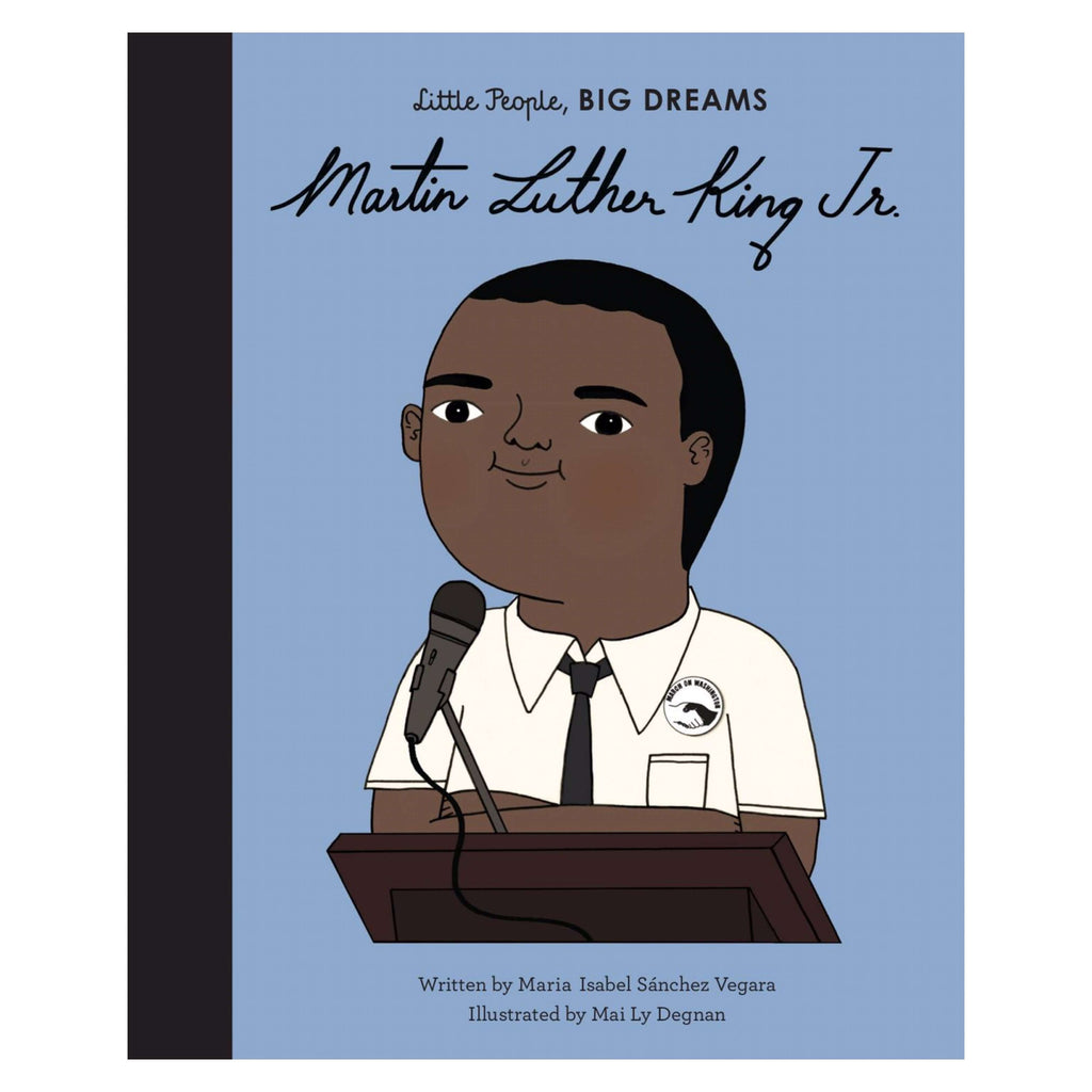 Little People Big Dreams: Martin Luther King Jr £10 Five Little Diamonds