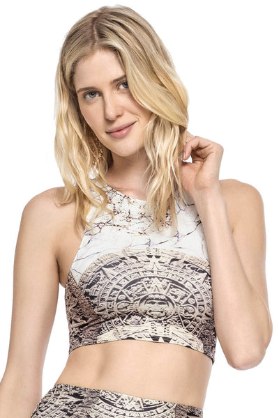 Halter Surf Top - Rocky Temple