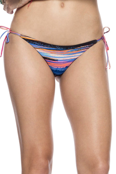 Technicolour Lace Up Bottom