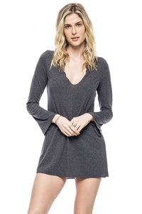 Summer Season Long Sleeve Dress