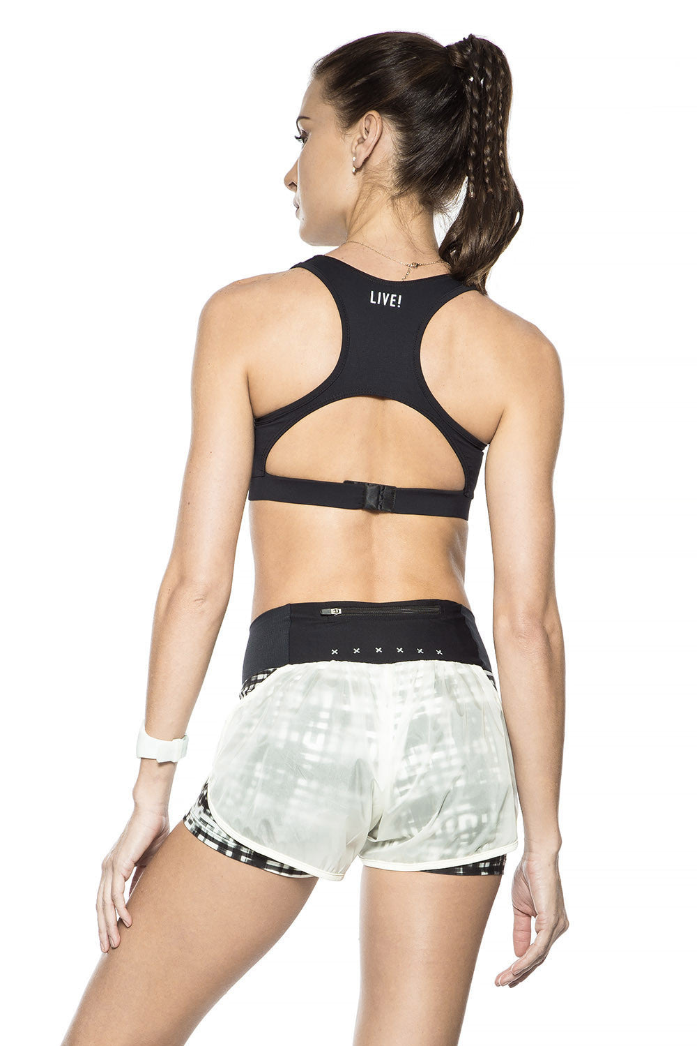 Stronger Pace Sports Bra