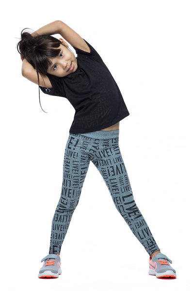 Mini LIVE!  Leggings