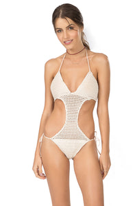 Sculpt Crochet One Piece