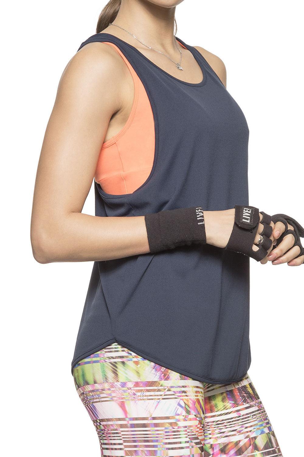 Athletic Oversized Tank