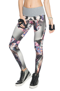 Rose Tech Leggings