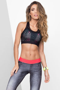 Treasure Hunt Sports Bra