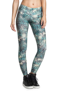Graffiti Gym Flex Legging