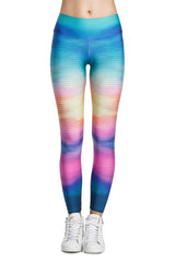 Power Rainbow Gym Legging