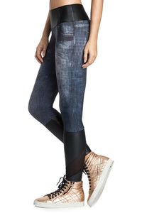 Power Cut Team Fit Denim Legging