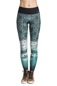 Science Team Fit Power Legging