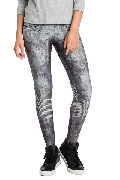 Stone Urban Power Denim Tight