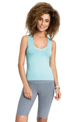 Bio Basic T-Back Tank Top