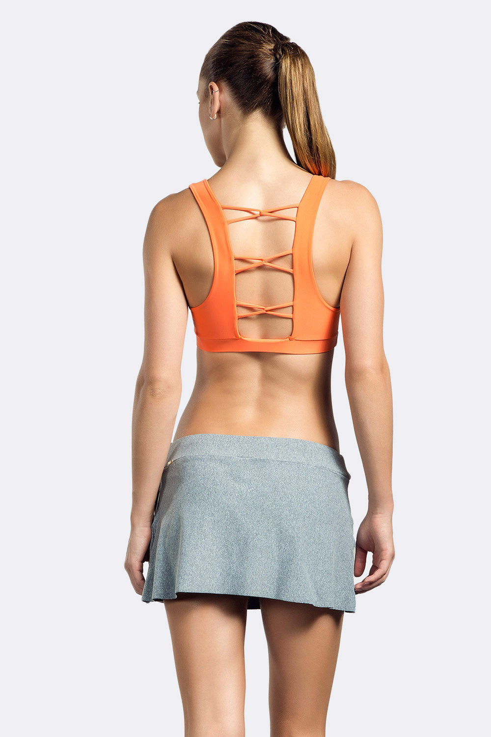 Strappy Energy Wire Top