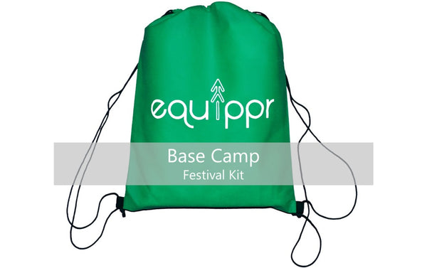 Base Camp Festival Camping Kit