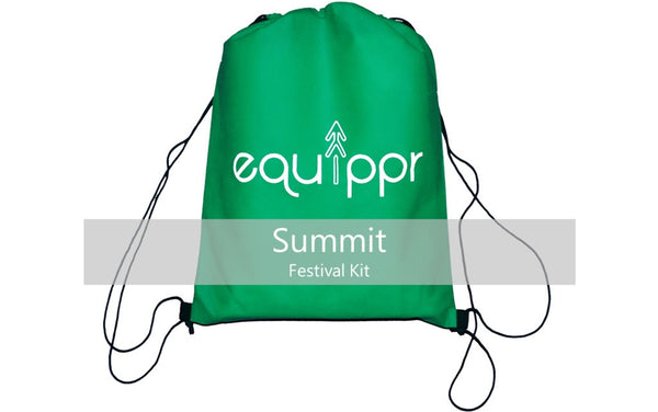 Summit Festival Camping Kit