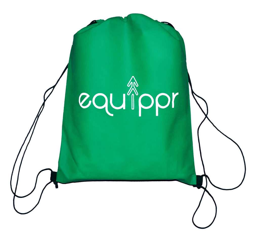 Equippr Drawstring Backpack