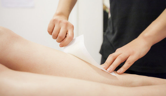 Waxing Voucher Full legs  NyLivSpa