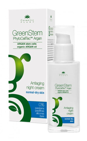 GreenStem Antiaging night cream for normal-dry skin