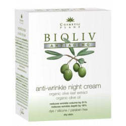 BioLiv Antiaging Antiwrincle  Night Cream