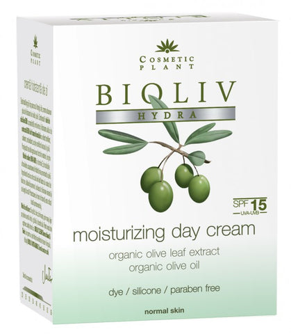 BIOLIV HYDRA Moisturizing day cream