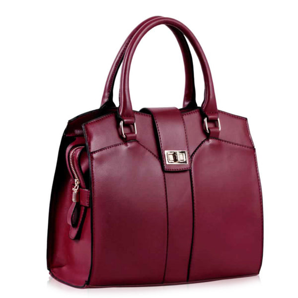 Ladies Bag Deep Burgundy