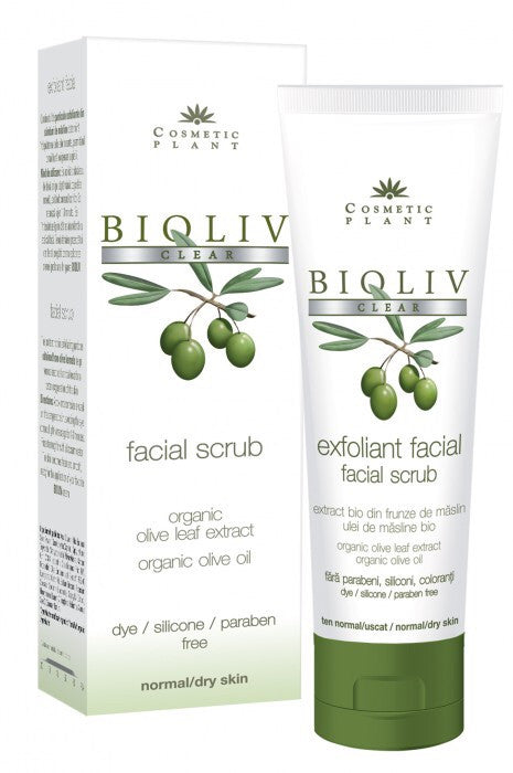 BIOLIV CLEAR Facial scrub