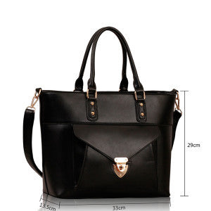 Ladies Bag OfficeBlack