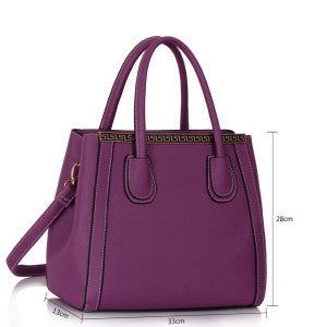 Ladies Bag Deep Purple