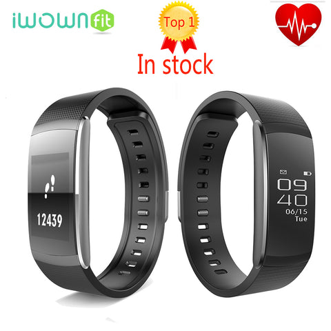 Original iWownfit I6 PRO Smart Band Bracelet Bluetooth 4.0 Call Message Reminder Heart Rate Monitor smartband for IOS Android