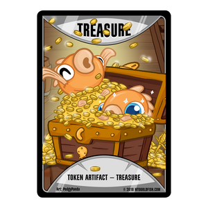 Treasure Token