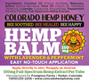 Hemp Balm with Lavender and Peppermint 150 mg