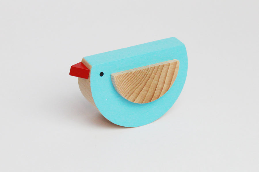 Kutulu Pepa Wooden Bird