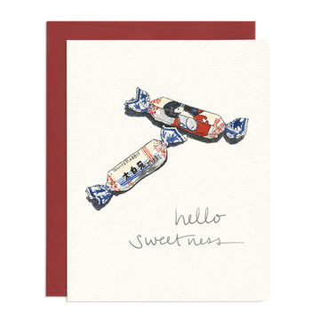 Hello Sweetness Greeting Card