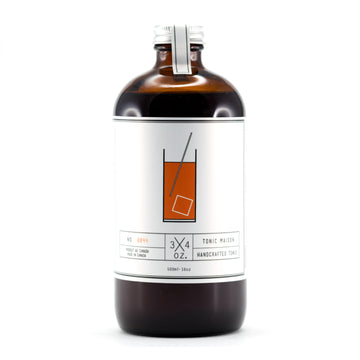 3/4 Oz. Tonic Maison Cocktail Syrup