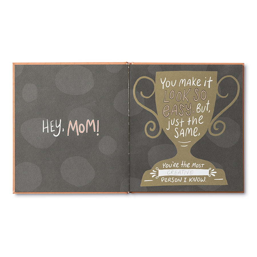 Mom, I Wrote a Book About You Keepsake Journal