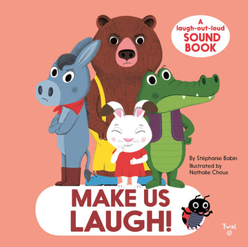 Make Us Laugh! Sound Book