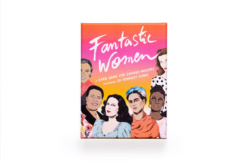 Fantastic Women Card Game