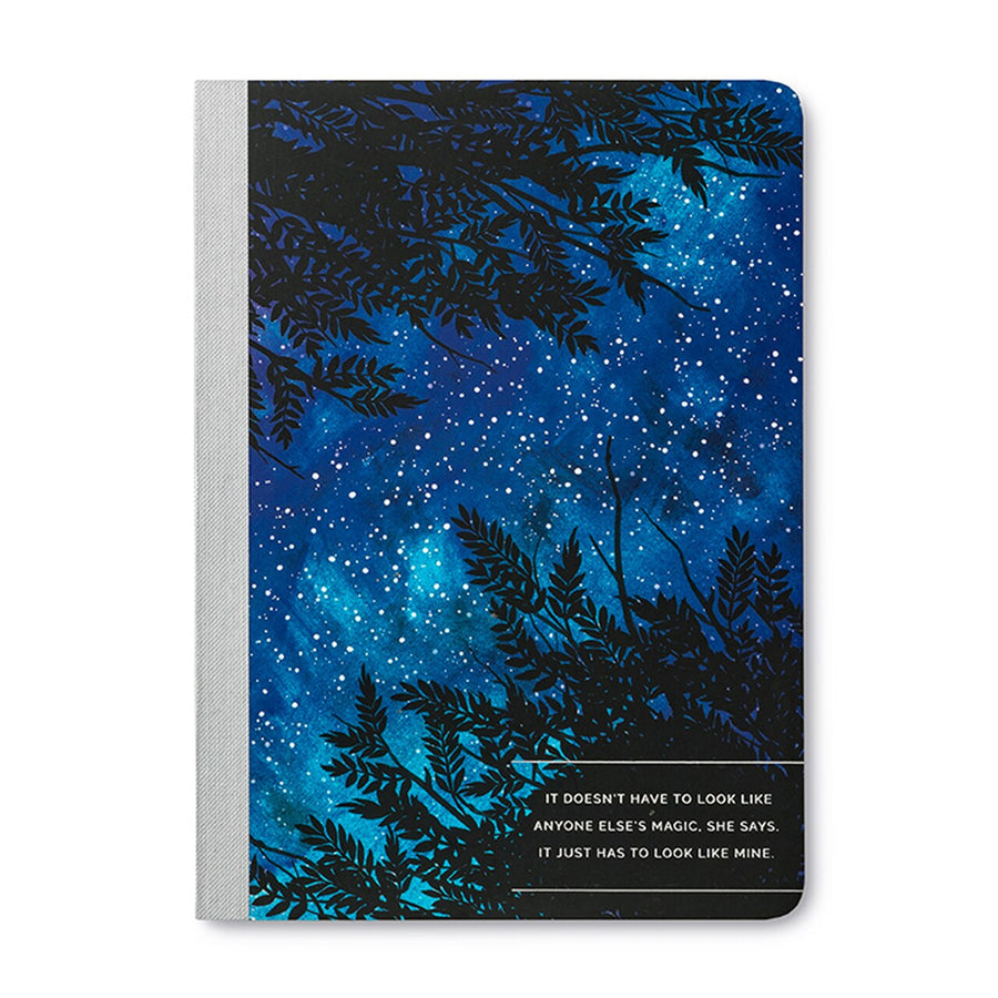 It Doesn't Have to Look Like Anyone Else's Magic Notebook
