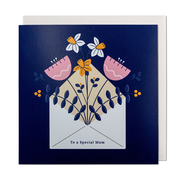 Letters of Joy Greeting Card