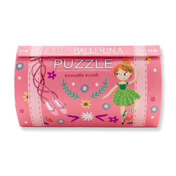 Little Ballerina Puzzle