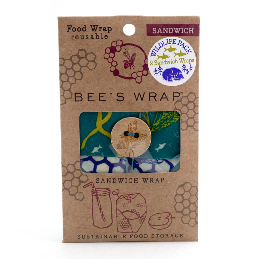 Bee's Wrap - Sandwich Wraps