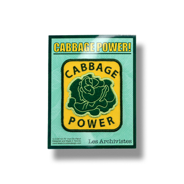 Les Archivistes - Cabbage Power Patch